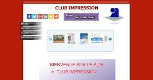 club impression