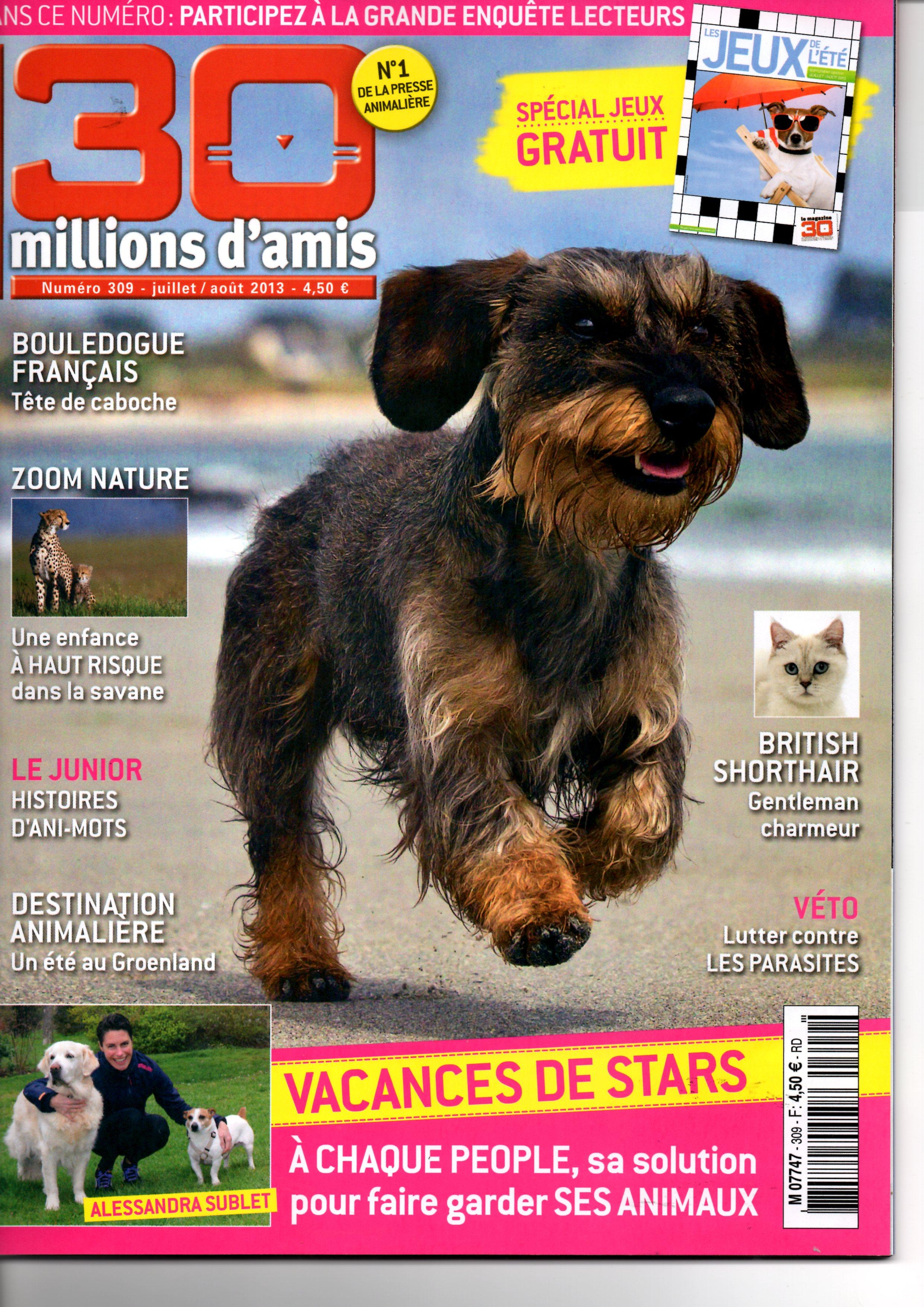 30 MILLIONS D'AMIS JUILLET AOUT 2013163