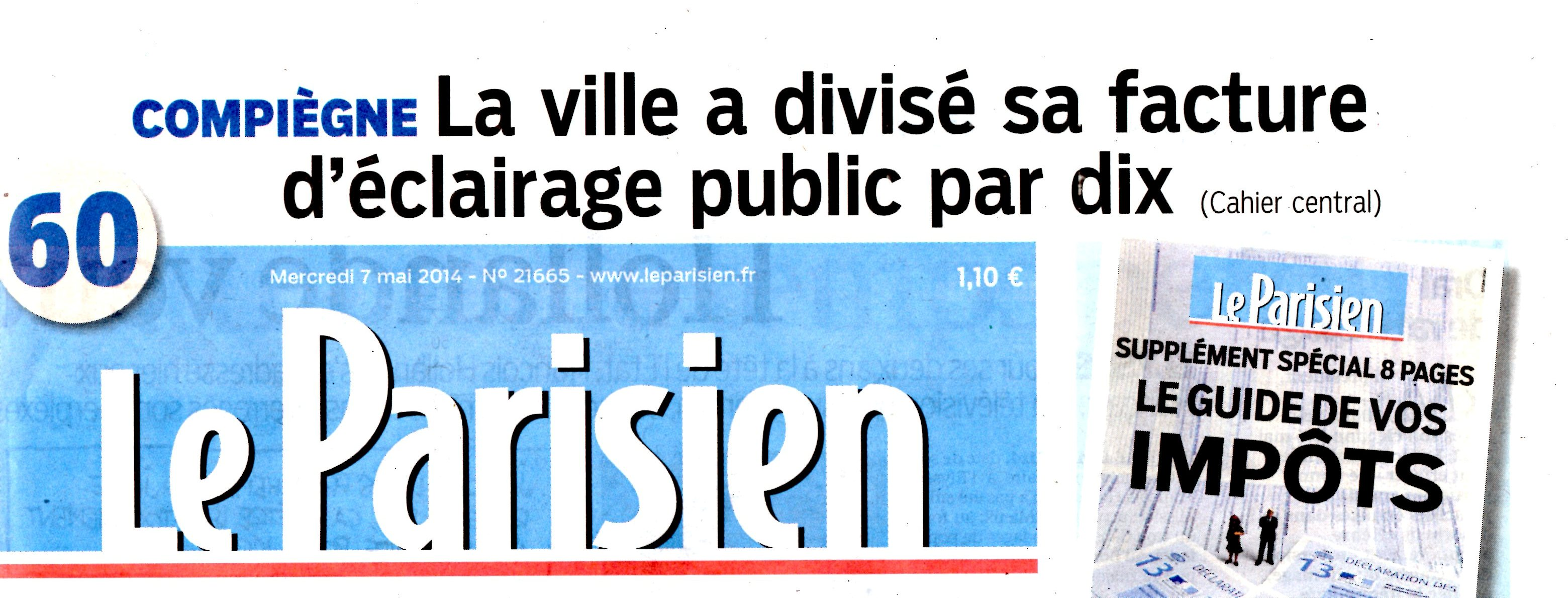 LE PARISIEN  BETTY 7 MAI 2014001
