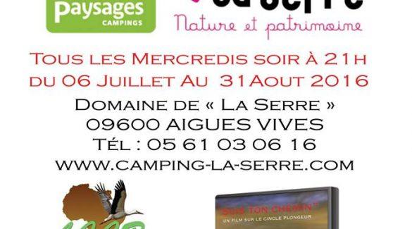 Tournee Cingle Plongeur 6 juillet au 31 aout 2015