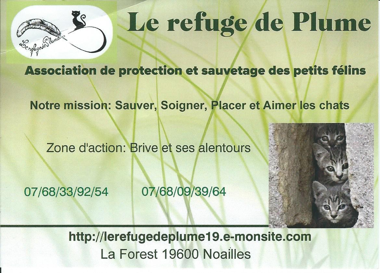 Association Refuge de Plume